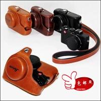 徕卡相机皮套V-LUX TYP114 D-LUX6 LUX5 D-lux Typ109莱卡 V-Lux 4咖色