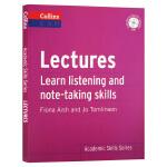 讲座 如何听讲及做笔记 英文原版 Lectures Learn Listening and Note-taking S