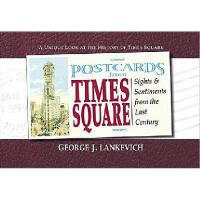 【预订】Postcards from Times Square