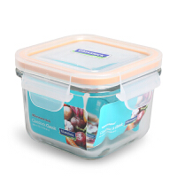 Glasslock玻璃保鲜盒存储宝宝婴儿童辅食盒微波炉便携婴儿辅食盒