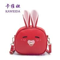 儿童包包公主时尚包韩版潮包可爱淑女小女孩的包包儿童女斜挎包双