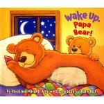 Wake Up, Papa! (Little Golden Book) 醒醒,熊爸爸!(金色童书) ISBN97803