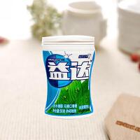益达木糖醇无糖口香糖冰凉薄荷味56g(瓶装 约40粒)