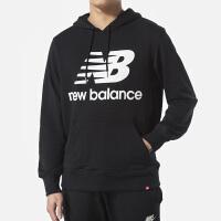 New Balance/NB 男装 运动休闲圆领卫衣套头衫 AMT91547BK