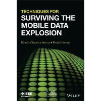 【预订】Techniques for Surviving Mobile Data Explosion
