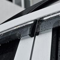 北京现代瑞纳晴雨挡改装专用朗动ix35车窗雨眉新途胜达汽车挡雨板SN6895