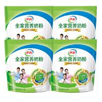 伊利 全家营养奶粉300g *4袋新老包装随机发货