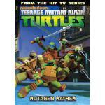 【预订】Teenage Mutant Ninja Turtles Animated Volume 4: Mutagen