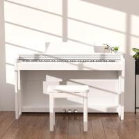 ? 音格格电钢琴88键重锤智能家用初学者儿童电子电钢? 2018升级款