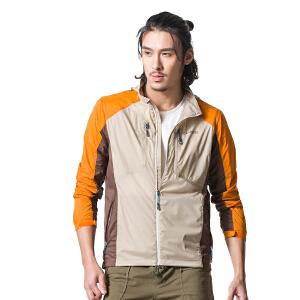 AIRTEX亚特户外防晒透气抗紫外线钓鱼登山旅行运动健身跑步男式皮肤风衣