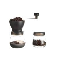 手摇磨豆机 咖啡豆研磨机手磨咖啡机家用可水洗手动磨咖啡器具