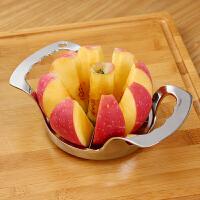 【满减】欧润哲 切水果器苹果切片器 水果刀不锈钢分割去核器苹果取芯器