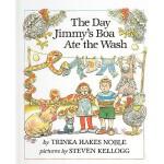 【预订】The Day Jimmy's Boa Ate the Wash 9780812434163