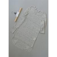 [X31-102]亚麻新款毛衣打底上衣针织衫22