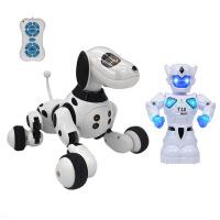 ?男孩儿童玩具狗狗机器狗智能遥控对话会走路唱歌叫电子电动仿真 规格