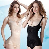 连体紧身衣 女塑身内衣塑形内衣 夏季薄款收腹腰束身衣塑身衣