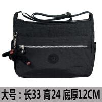 牛津布包单肩包女大包斜跨大容量防水尼龙包韩版休闲旅行斜挎包包SN5428
