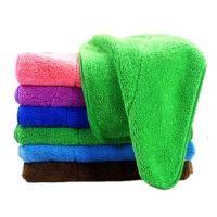 抹布不掉毛擦地板家具擦玻璃摸布清洁布毛巾多用途吸水无水痕毛巾