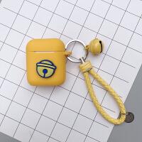 苹果无线蓝牙airpods2保护套防丢盒子壳卡通可爱耳机套硅胶