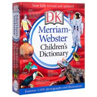 现货 韦氏儿童字典 新版词典 DK出版 精装 大开本 英文原版 Merriam-Webster Children's D