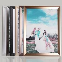 铝合金相框16寸20寸24寸36寸挂墙婚纱写真相片海报1000拼图框