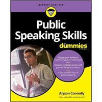 【预订】Public Speaking Skills For Dummies 9781119335573