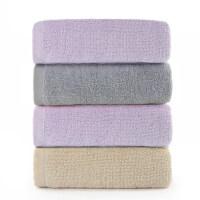【4条童巾】百事甜纯棉童巾 4条装小毛巾中巾儿童毛巾柔软吸水