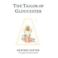 Original Peter Rabbit Books: The Tailor of Gloucester 彼得兔系列:格鲁塞斯特的裁缝 ISBN 9780723247722
