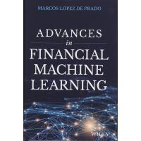 【现货】英文原版 量化投资与机器学习 Advances In Financial Machine Learning M