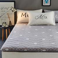 床垫1.8m床垫被褥子双人1.5米榻榻米海绵垫子加厚单人学生床褥1.2