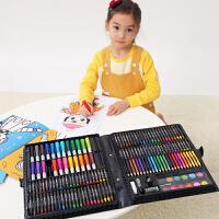 小学生一年级彩笔蜡笔美术绘画用品儿童画画套装工具画笔礼盒礼物