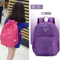 巴布豆书包小学生男女孩书包减负轻便防水护脊1-6年级儿童背包