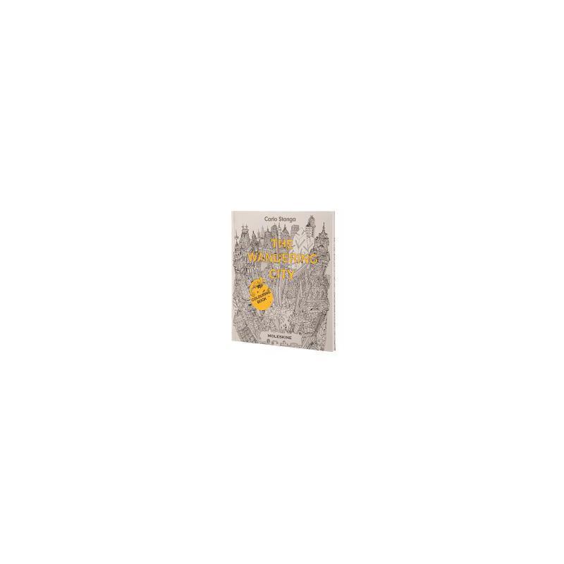 【预订】The Wandering City: Colouring Book 9788867327669 美国库房发货,通常付款后3-5周到货!