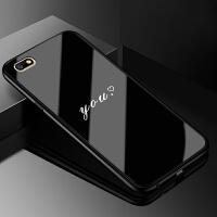 oppoa77t手机壳钢化玻璃a77保护套硅胶a77m简约情侣文字a77t时尚潮牌oppo男女新款 OPPO A77/