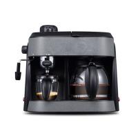 咖啡机家用全半自动商用蒸汽美意式 黑色
