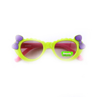儿童宝宝女童男童小孩子可爱卡通太阳眼镜个性遮阳镜墨镜黑超潮酷