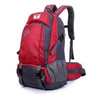 户外登山包运动旅游背包女韩版双肩书包男旅行双肩包中学生潮