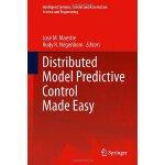 【预订】Distributed Model Predictive Control Made Easy 97894007