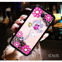三星note5手机壳N9200防摔N9208保护套SM-N9209硅胶软壳N0TE5 钢化膜n920 魅蓝note5-