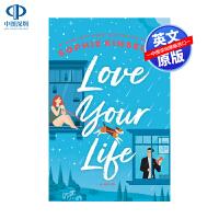 现货英文原版 爱你的生活 纽约时报畅销书作者Sophie Kinsella 全英文版幽默小说