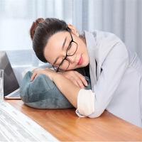 旅行飞机枕头护颈枕便携头枕脖枕午睡颈枕充气U型枕U形充气枕