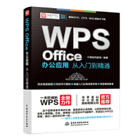 水利水电:WPSOffice办公应用从入门到精通