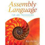【预订】Assembly Language for X86 Processors