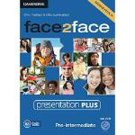 【预订】Face2face Pre-Intermediate Presentation Plus DVD-ROM