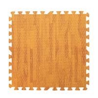 木纹泡沫拼图地垫房间寝室铺地板卧室榻榻米泡沫垫子60x60清仓