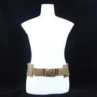 军迷战术腰封特种兵装备CS户外多功能迷彩武装带molle负载外腰带 均码