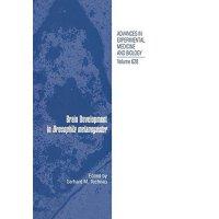 【预订】Brain Development in Drosophila Melanogaster 9781493950
