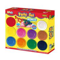 多多乐儿童无毒彩泥橡皮泥模具工具彩泥派对男女孩玩具套装