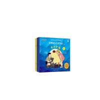 【旧书九成新】美语之路 美国幼儿启蒙英语第二辑套装11册 双语点读版MP3音频双语版 生日礼物 哈皮跑啊跑 篮子里面是