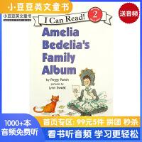 英文原版 Amelia Bedelia's Family Album [4-8岁]